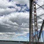 El puente más largo que hemos cruzado